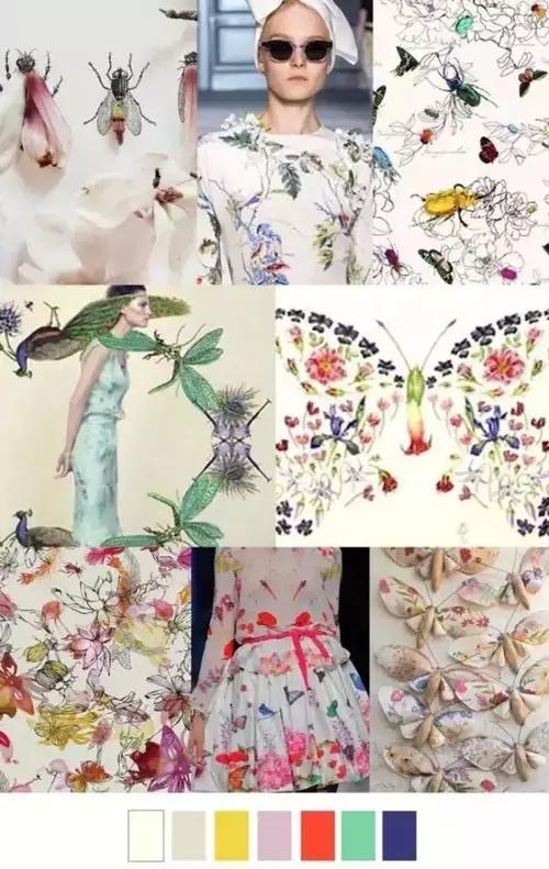pattern curator spring summer 2017 pattern color trends. Black Bedroom Furniture Sets. Home Design Ideas
