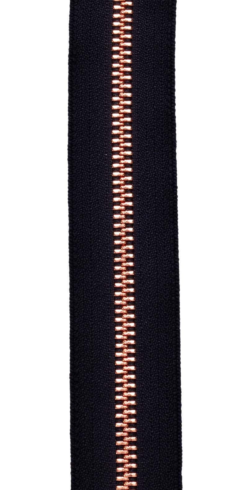 Teeth Color Of Metal Zipper Sbs Zipper