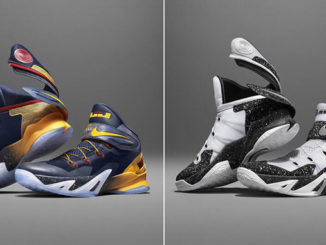 Zoom Soldier 8 Flyease shoes with wraparound zipper system