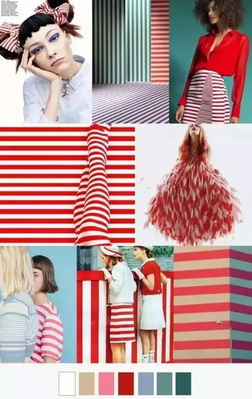 Pattern Curator Spring Summer 2017 Pattern Amp Color Trends