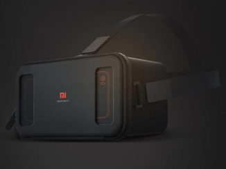 Mi VR Play Headset With A Two-way Zipper Design