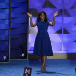 Michelle Obama's Style Evolution: 30 Most Memorable Gowns Adorned By The First Lady of United States