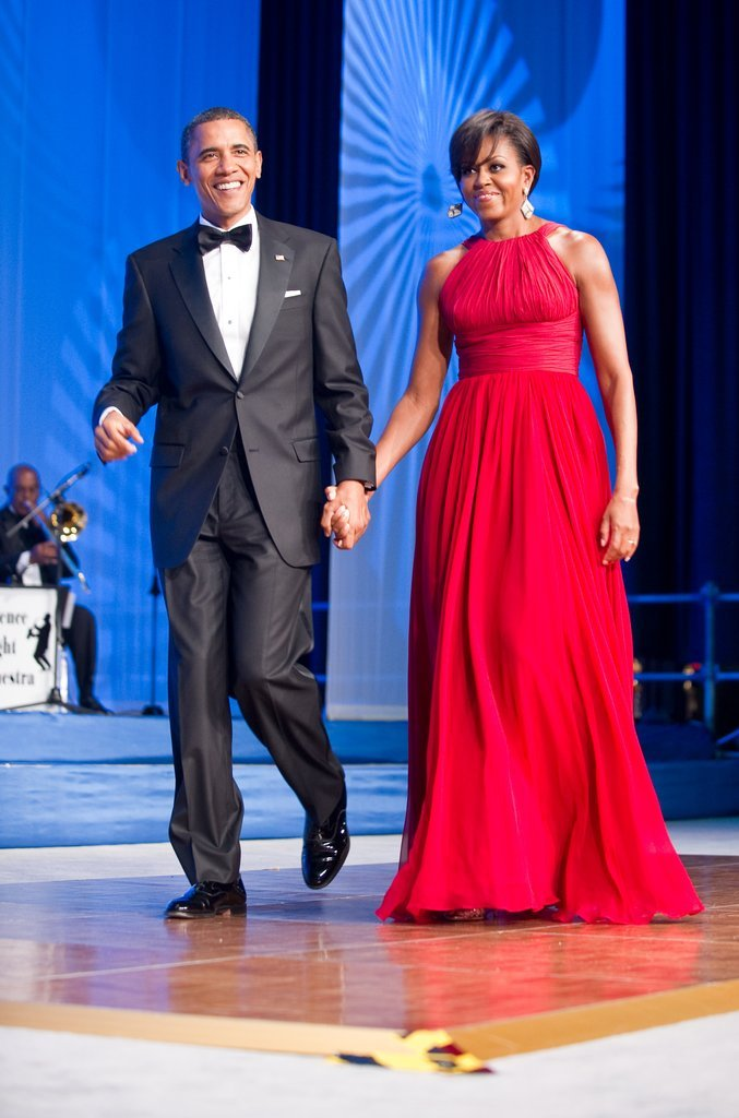Michelle Obama's Style Evolution: 30 Most Memorable Gowns Adorned ...
