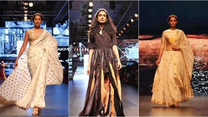 Made In Assam At Lfw 2016 Sustainable Fashion Indian Textiles Decorative Zips And Fashion Trend