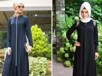 Zipper Abaya Collection