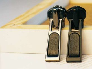zipper sliders