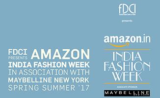 Amazon India Fashion Week Spring Summer 2017