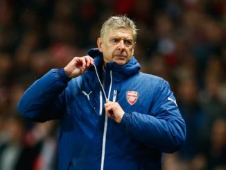 Arsene Wenger VS. Coat Zipper
