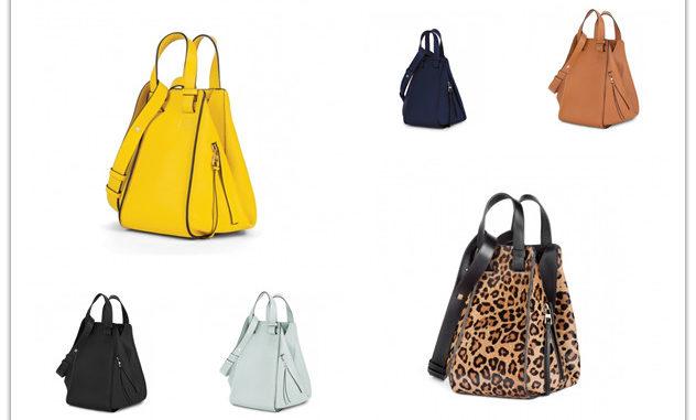 e5f535c126 Why We Love Loewe s Hammock Bag Collection
