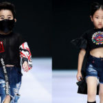 Children Denim Highlights From Mercedes Benz China Fashion Week Spring/Summer 2017