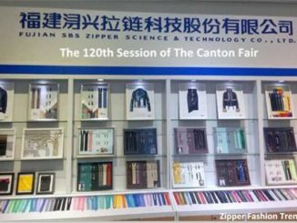 SBS Zipper Participating in the 120th Session of the Canton Fair