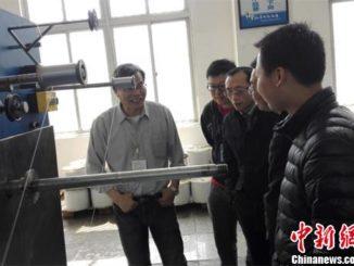 expert team at the Quality Inspection Center of SBS Zipper