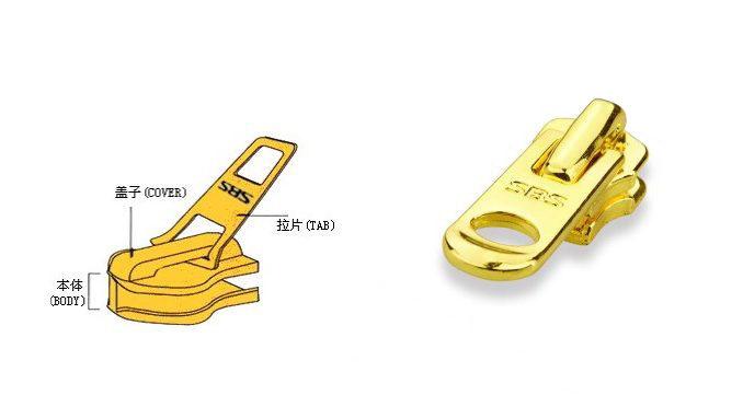Zip sliders