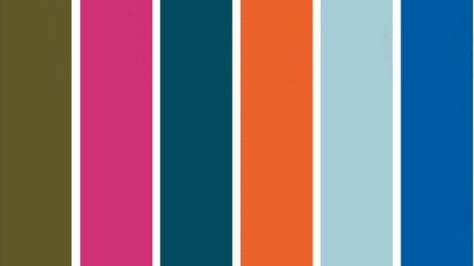 Top 6 Color Charts Used In The International Textile Industry