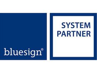 Bluesign System Partnership Certificate