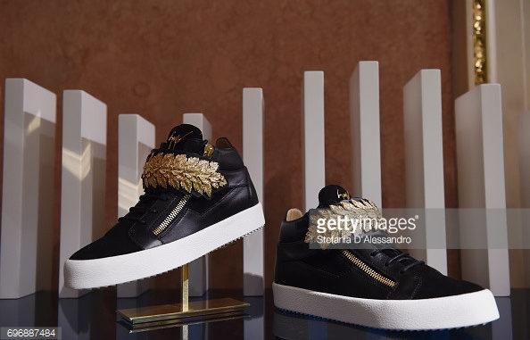 996514db5ffa0 Top Footwear Collections From Milan Men's Fashion Week SS 18. June 22, 2017  SBSZIPPER Fashion Week 0. Creations at the Giuseppe Zanotti Presentation