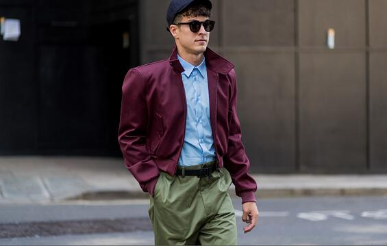 London Fashion Week Men S Ss18 The Best Street Style Looks