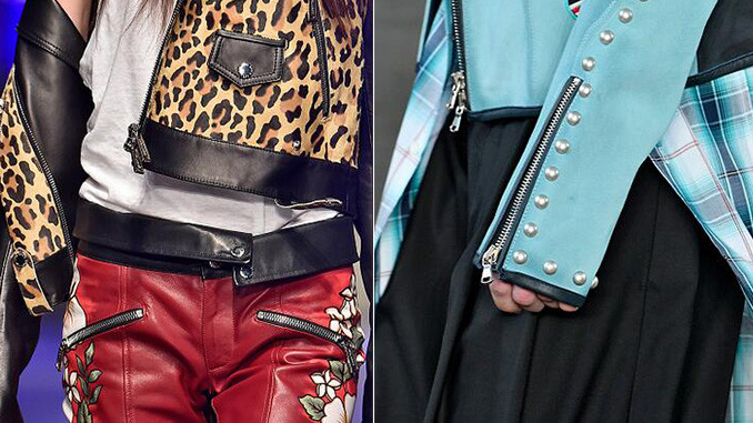 Top 20 Zipper Details From Milan Men s Fashion Week SS 18 ... 2d3a188152bd5