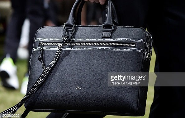 28fa64b1e4d The Best Bags At Paris Fashion Week Men's SS 18 | Decorative Zips ...