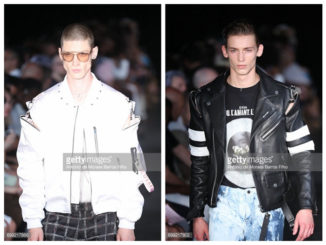 best zip designs at Paris Fashion Week Menswear SS 18