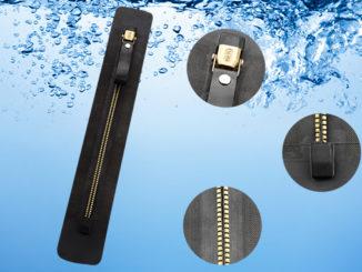 airtight zipper parts
