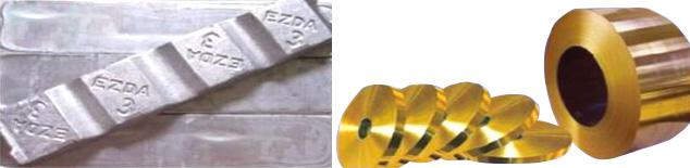 manufacturing materials of zinc alloy buttons & brass buttons