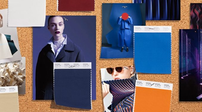 Pantone—NY Fall&Winter 2018 Fashion Color Trend Report