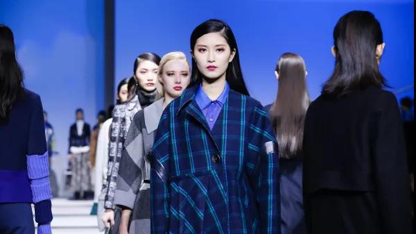 China Fashion Week AW 2018/2019