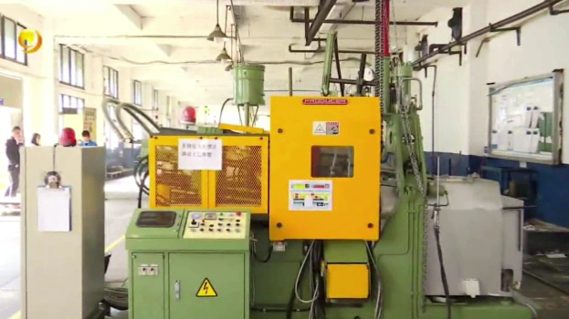 SBS new slider die-casting machine