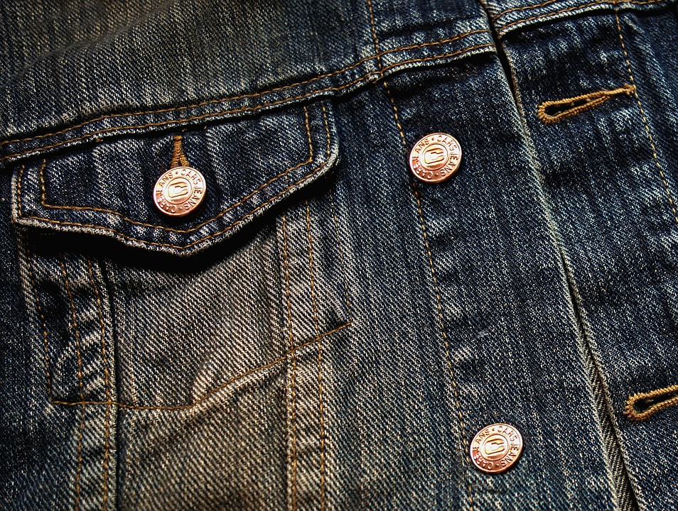 button on pocket