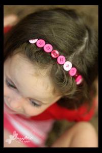 button-headband
