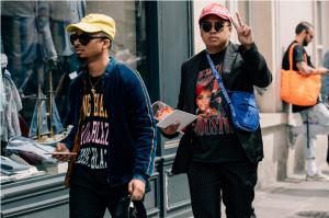 The Best Street Style Looks of Paris Fashion Week Men's SS 19 0