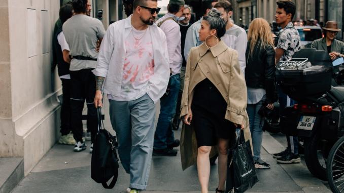 The Best Street Style Looks of Paris Fashion Week Men's SS 19
