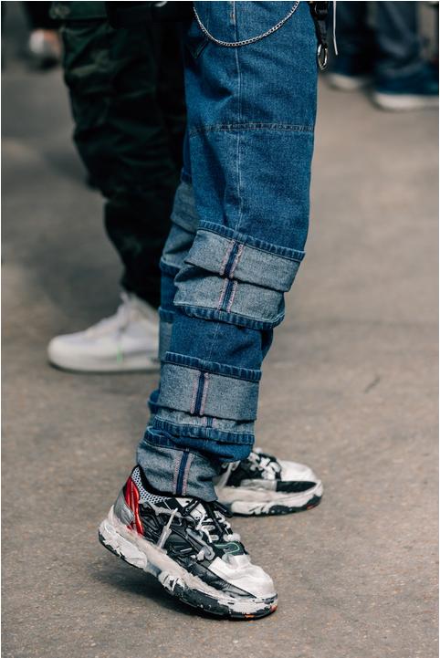 The Best Street Style Looks of Paris Fashion Week Men's SS 19 10
