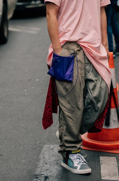 The Best Street Style Looks of Paris Fashion Week Men's SS 19 3