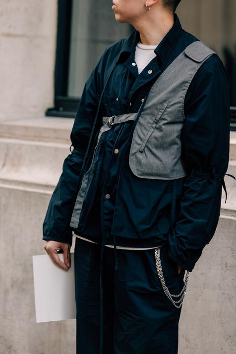 The Best Street Style Looks of Paris Fashion Week Men's SS 19 4