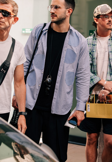 The Best Street Style Looks of Paris Fashion Week Men's SS 19 5