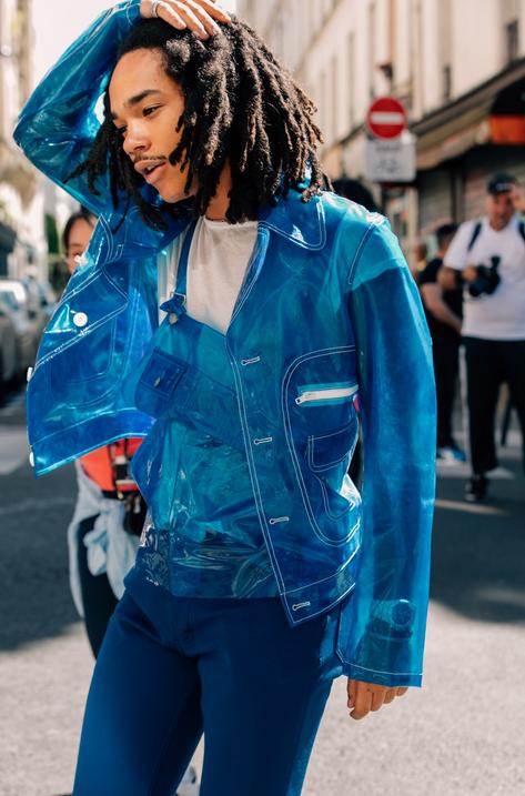 The Best Street Style Looks of Paris Fashion Week Men's SS 19 6