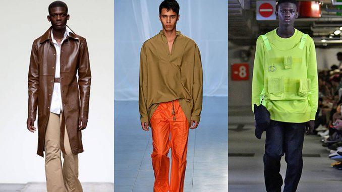 London Fashion Week Men's 2019 trends