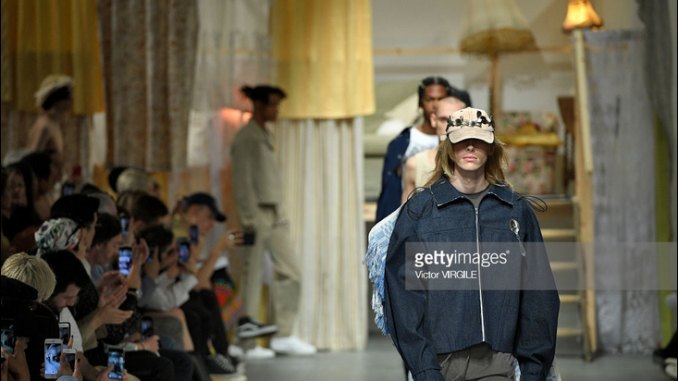 London Fashion Week Men's SS 2019