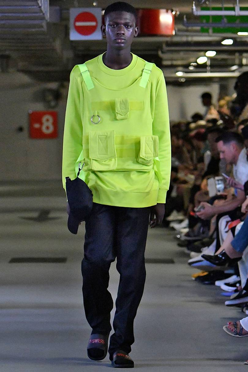 Highlights of London Fashion Week Men's 2019 3