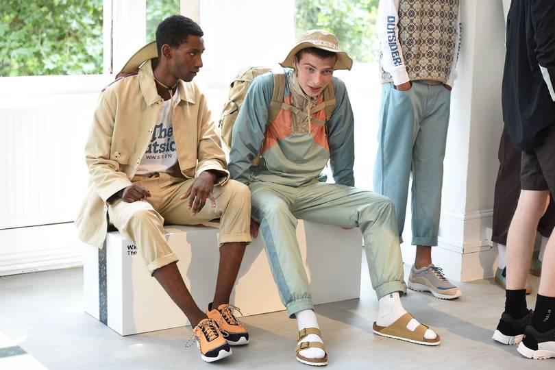 Highlights of London Fashion Week Men's 2019 2