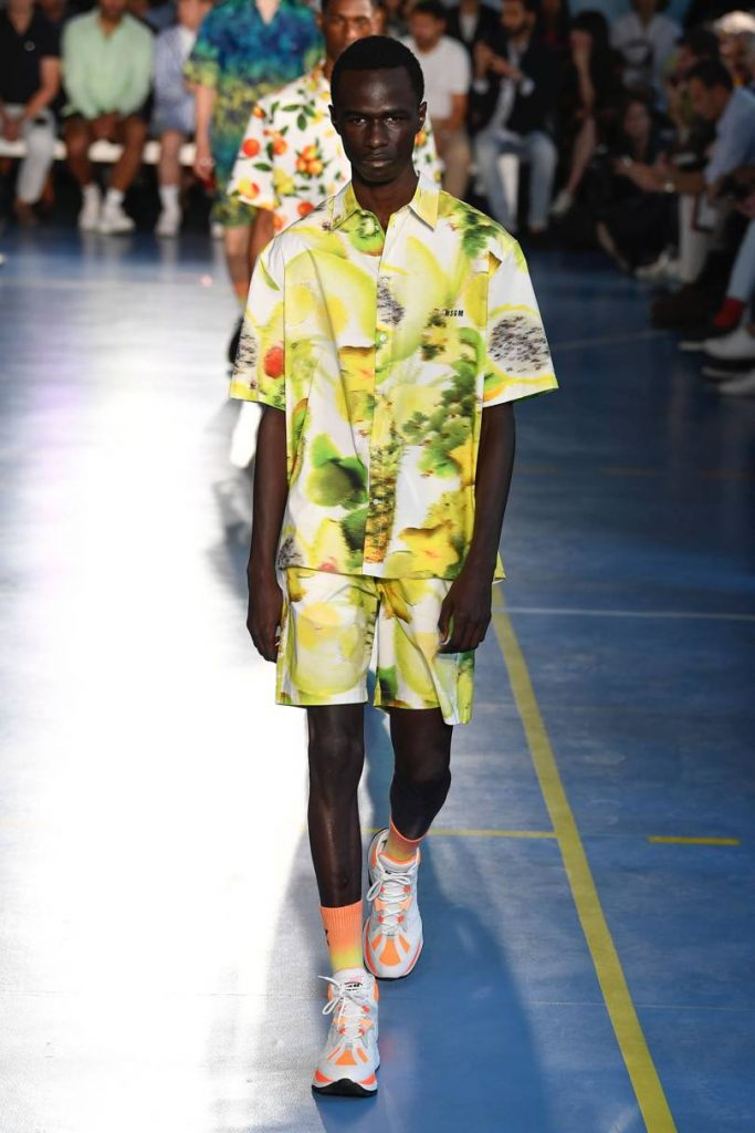 The 10 Best Trends of Men's Outfits from Milan Fashion Week SS 19