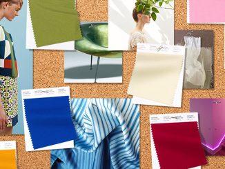 Pantone Color Report NY Fashion Week Spring 2019