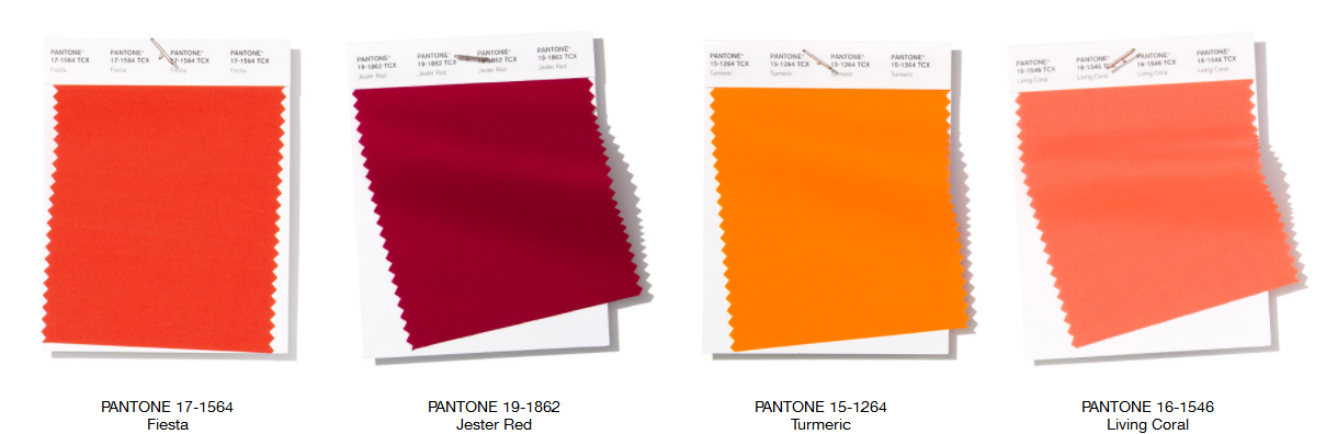 Pantone Color Report NY Fashion Week Spring 2019 4