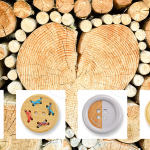 What are Natural Wood Buttons
