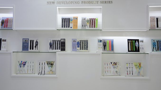 SBS attended 2018 China international trade fair for apparel fabrics & accessories fall & winter edition