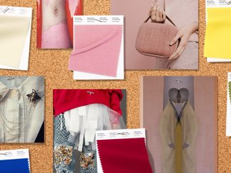 Pantone—London Fashion Week Spring/Summer 2019 Color Trend Report