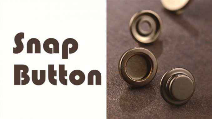 SBS snap buttons factory
