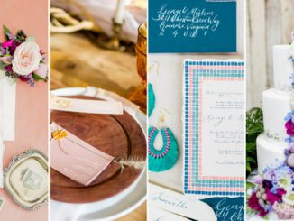 The Amazing 2019 Wedding Color Palettes